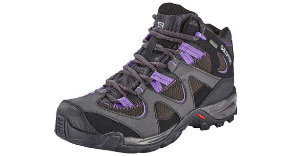 Salomon Sector Mid GTX - Chaussures Femme - gris